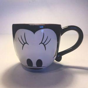 Minnie Mouse Disney Parks Signature Coffee Mug
